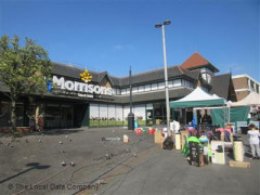 Morrisons Cafe image