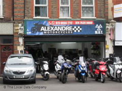 Alexandre Motorcycles image