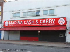 Madina Cash & Carry image