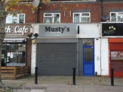 Musty image