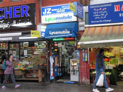 JZ Mobile & Laptop Center