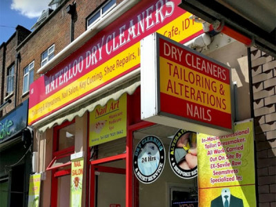 Waterloo Dry Cleaners image