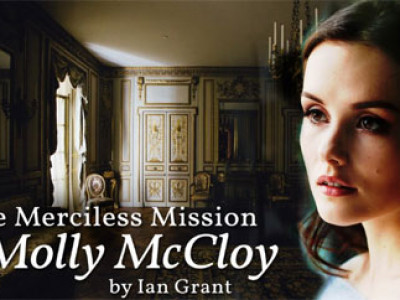The Merciless Mission of Molly McCloy by Ian Grant image