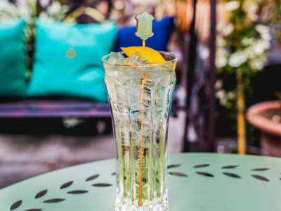 St-Germain Summer Terraces Takeover image