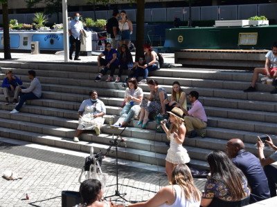 Live Music Sessions at Merchant Square image