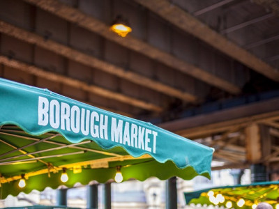 Borough Market Traders Come Together for Beirut image