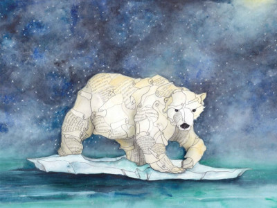 Paint the Polar Bear image