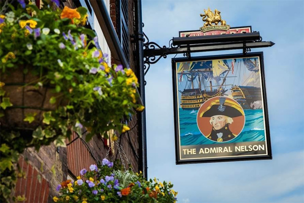 The Admiral Nelson image