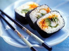 Restaurants which serve the best sushi in London image