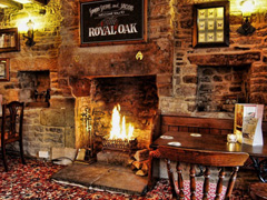 Our pick of London pubs with open fires image