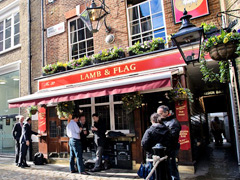 Our pick of London's oldest pubs image