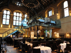 London's most beautiful restaurants image