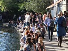A guide to the best bars of Regent's Canal picture
