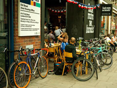 London's best cafes for Cycling enthusiasts picture