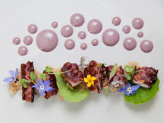 London's most beautiful dishes picture
