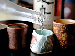 Try a Sake in London - find the best bars image