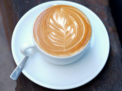 Cafes serving up London's best Flat Whites picture