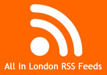 RSS Feeds on All In London image