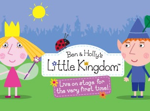 Kids in London – Ben & Holly's Little Kingdom Live on Stage image