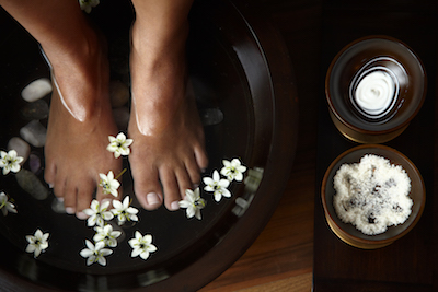 Therapy for the Sole at Aman Spa image