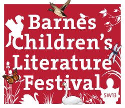 Kids in London – Barnes Children's Literature Festival 2017 image