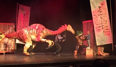 Kids in London – Dinosaur World show image