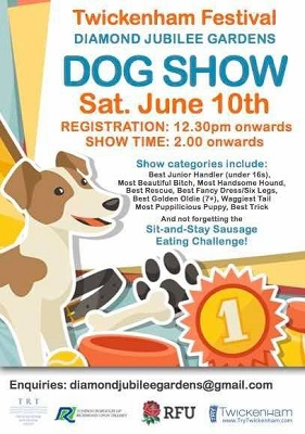 Fun Dog Show in Twickenham – 10th June 2017 image