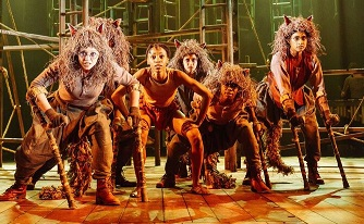 Kids in London – Jungle Book musical fun image