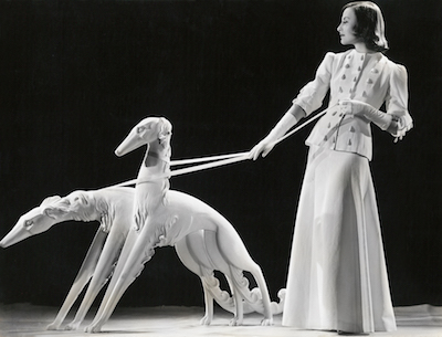 Date for the Diary: 1930s Fashion Photography at the Fashion & Textile Museum image