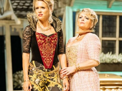 RSC's Merry Wives of Windsor at The Barbican image