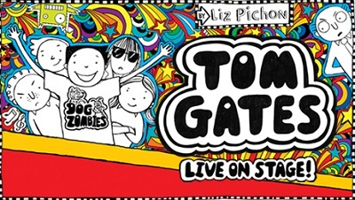 Kids in London – Tom Gates Live on Stage! at Richmond Theatre image