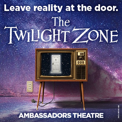 Imagination, illusion and impossibilities in The Twilight Zone (Ambassadors Theatre) image