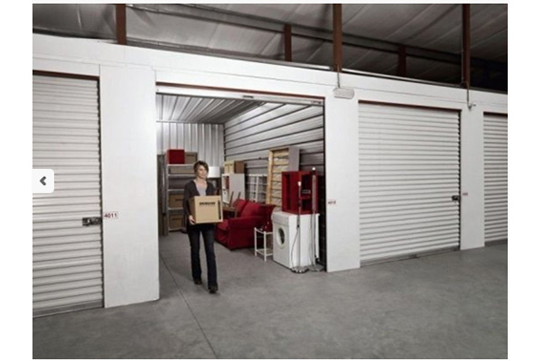 Shurgard Self-Storage units provide