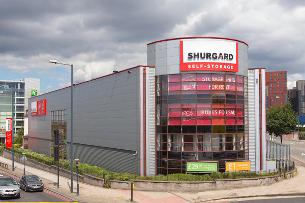 Shurgard Self-Storage at Gypsy Corn