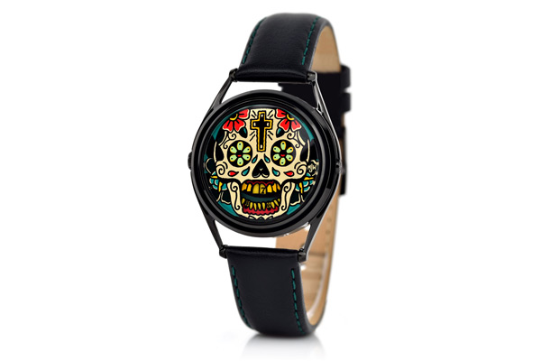 the Last Laugh Tattoo watch