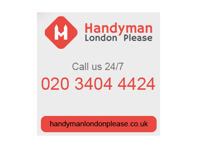 Handyman London Please image