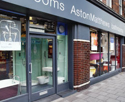 Aston Matthews, 141 Essex Road, London - Bathroom ...