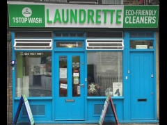 1 Stop Wash Laundry & Dry Cleaners image