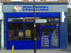 Acton Stationers & Printers image