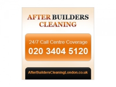 After Builders Cleaning London image