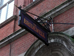 Bridewell Theatre  Picture