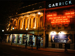Garrick Theatre Picture