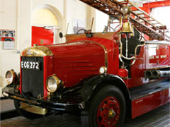 London Fire Brigade Museum image