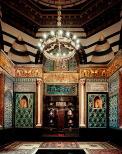 The Arab Hall at Leighton House
