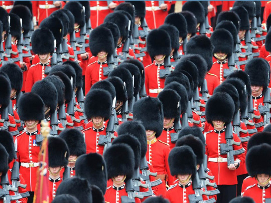 Trooping the Colour (Queen's Birthday Parade) image