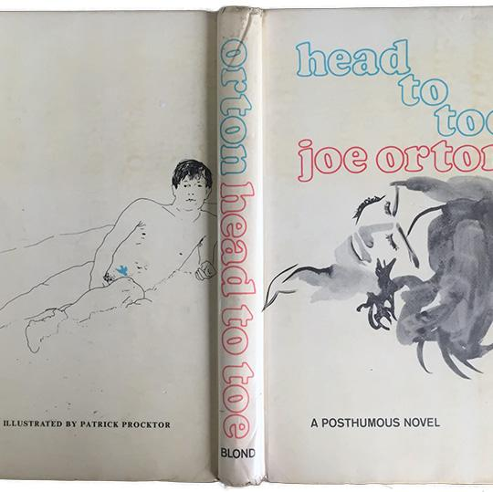 What the Artist Saw: Art Inspired by the Life and Work of Joe Orton | MOCA London image