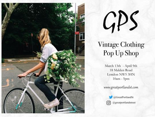 GPS Vintage Pop Up image