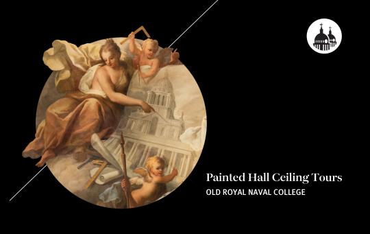 Painted Hall Ceiling Tours image