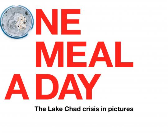 One Meal a Day: the Lake Chad Crisis in pictures image