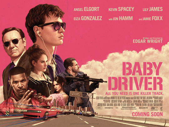 Baby Driver - London Film Premiere image